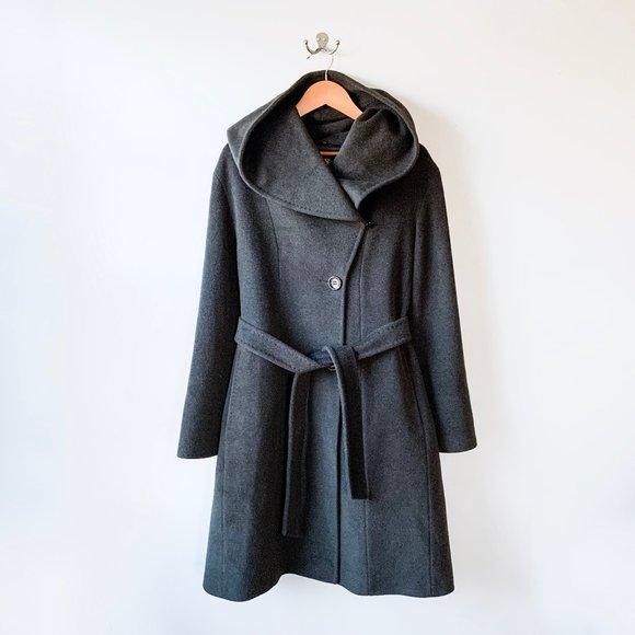 Cinzia Rocca Jackets & Blazers - 🌱 Cinzia Rocca Grey Coat   12